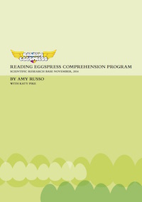 reading eggs/eggspress comprehension research report